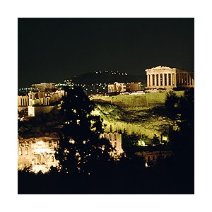 Athens (By Night)