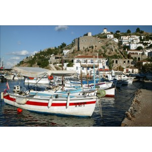 Hydra-Poros-Aegina